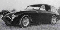 Редкий экземпляр Феррари 212 с кузовом giardiniera от Джованни Микелотти