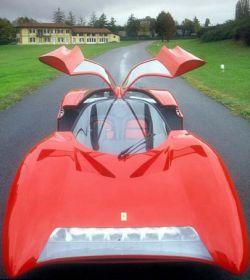 Феррари 250 Р5 - шедевр выдающегося дизайнера Леонардо Фиораванти