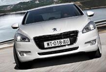 Peugeot 508 ожидается весной 2012