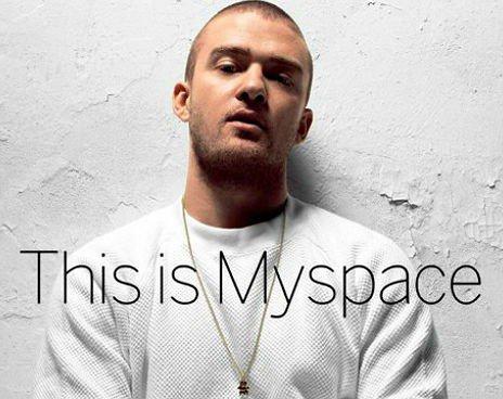 MySpace встанет с колен с помощью Джастина Тимберлейка