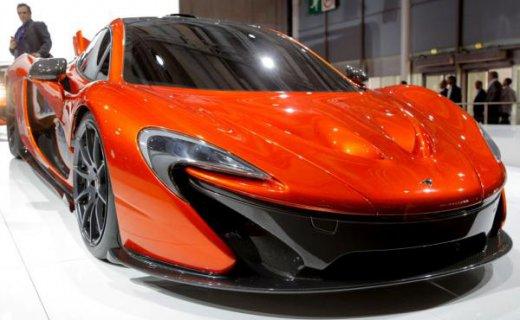 P1 Concept от McLaren